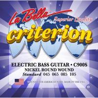 Струны для бас-гитары La Bella C900S