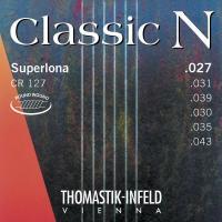 Струны для классической гитары Thomastik СR127 Classic N-Series
