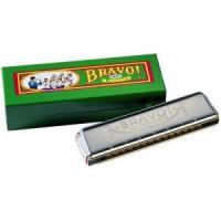 Купить диатоническую Губная гармошка HOHNER BRAVO C  M32501