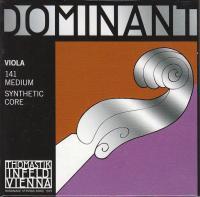 Струны для альта Thomastik Dominant set 141