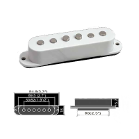 Купить Датчик для электрогитары single BELCAT BS-06CR