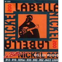 Струны для электрогитары La Bella N1252