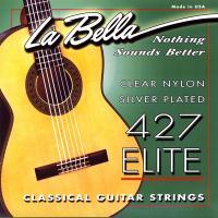 Струны для классической гитары La Bella 427 Pacesetter Elite