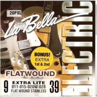 Струны для электрогитары La Bella 60PXL