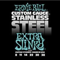 Струны для электрогитары ERNIE BALL 2249 Extra Slinky