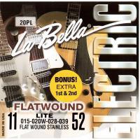 Струны для электрогитары La Bella 20PL