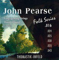 Струны для классической гитары Thomastik PJ116 John Pearse