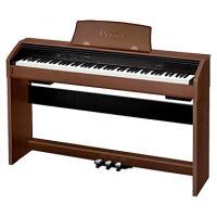 Купить в Москве коричневое пианино цифровое CASIO Privia PX-750 BN банкетка