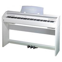 Купить в Москве белое пианино цифровое CASIO Privia PX-750 WE банкетка в подарок