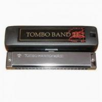 Купить японскую Губная гармошка TOMBO Band 21 3121-G