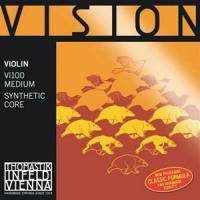 Струны для скрипки Thomastik  Vision VI100