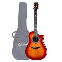 Гитара электроакустическая CRAFTER FSG-280EQ/CS купить в Москве