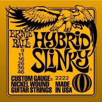 Струны для электрогитары ERNIE BALL 2222 Hybrid Slinky
