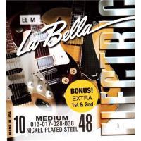 Струны для электрогитары La Bella EL-M