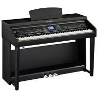 Купить Пианино цифровое YAMAHA CVP-601 B черное