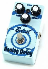 Купить Педаль гитарная BELCAT DLY-503