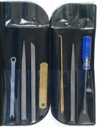 Купить Набор для ремонта и ухода за губной гармошкой LEE OSKAR TOOL KIT