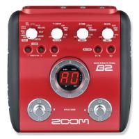 Купить процессор эффектов для бас-гитар ZOOM B2 + AC (адаптер питания)