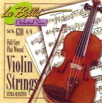 Струны для скрипки La Bella 630