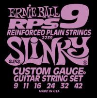 Струны для электрогитары ERNIE BALL 2239 Super Slinky