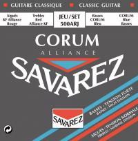 Струны для классической гитары карбон, Savarez