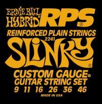 Струны для электрогитары ERNIE BALL 2241 Hybrid Slinky