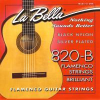 Струны для классической гитары La Bella 820B Flamenco