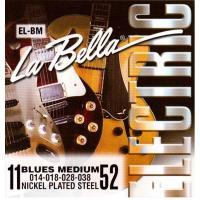 Струны для электрогитары La Bella EL-BM