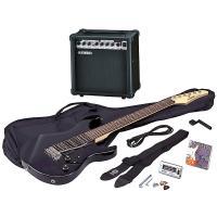 Купить Гитарный набор YAMAHA ERG 121GPII цвет черный