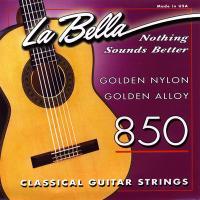 Струны для классической гитары La Bella 850 Concert