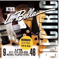 Струны для электрогитары La Bella EL-L