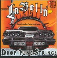 Струны для электрогитары La Bella DT13