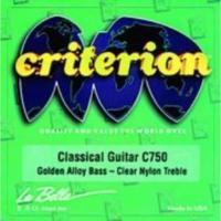 Струны для классической гитары La Bella Criterion C750