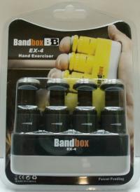 Тренажёр для пальцев музыканта BANDBOX EX-4 купить в интернете