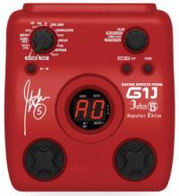 Купить процессор эффектов для электрогитар ZOOM G1J + AC (адаптер питания)
