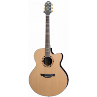 Гитара электроакустическая Джамбо натуральный CRAFTER JE-18 CD/N купить