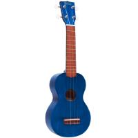 Гитара гавайская Укулеле MAHALO MK1 TBU сопрано синий