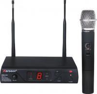 Купить  Радиосистема с ручным микрофоном KARSECT KRU161/KST-6U в кейсе