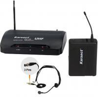 Купить Радиосистема  с головным микрофоном KARSECT KRU-3/KLT-6U/HT-1B