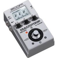 Купить в интернете Мульти педаль эффектов Zoom MS-50G для электрогитар