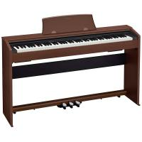 Купить новинку Пианино цифровое CASIO Privia PX-770 BN коричневое