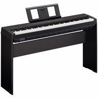 Купить в интернете в Москве Пианино цифровое YAMAHA P-45 недорогое черный цвет