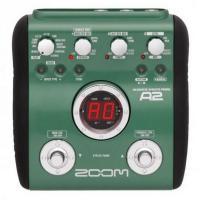 Купить процессор эффектов для акустических гитар ZOOM A 2.1U