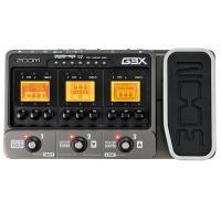 Процессор эффектов для электрогитар ZOOM G3X с педалью