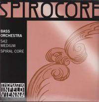 Струны для контрабаса Thomastik Spirocore S42