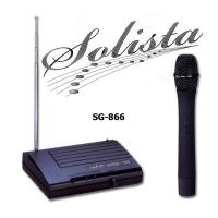 Купить Радиосистема в кейсе с ручным микрофоном SOLISTA SG-866 (HH)