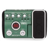Купить процессор эффектов для акустических гитар ZOOM A 2.1U с педалью