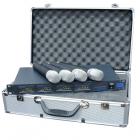 Купить Радиосистема в кейсе 4 ручных микрофона SOLISTA  EU-4700