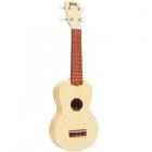 Гитара гавайская Укулеле MAHALO MK1 TBS сопрано цвет молочный