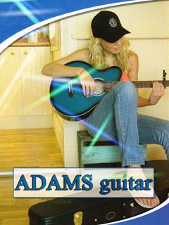 Купить акустическую гитар ADAMS классическую гитару ADAMS